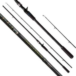 Top Carbon 2,40m 60-170g 20-50lb Action: XH 2pçs Cast New Model