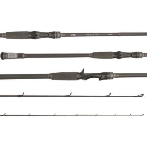 Virotty 2,40m Cast 20-50lb 60-170g 2pçs IM8 New Model