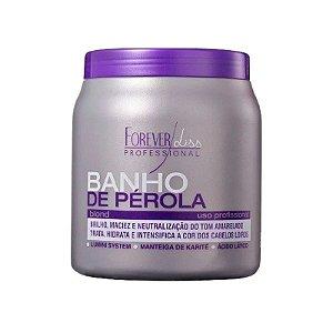 Forever Liss Máscara Banho de Pérola Blond Brilhante 1kg