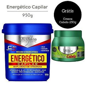Forever Liss Energético Capilar Máscara Ultra Concentrada 950g