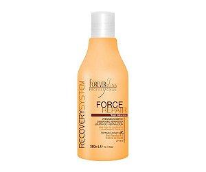 Forever Liss Force Repair Shampoo Reparador 300ml