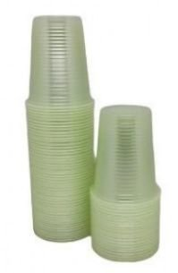 Copo Biodegradável 200Ml C/100 Un.