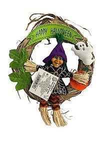 Guirlanda Decorativa Halloween 15Cm Un.