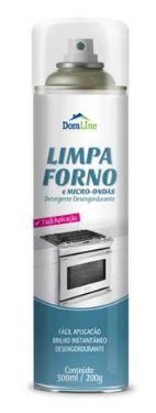 Limpa Forno Spray Domline C/ 300 ML
