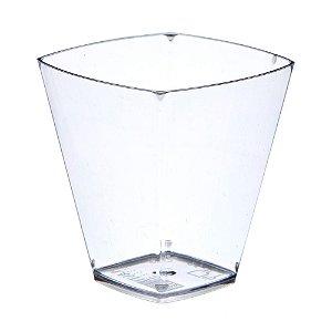 Copo em Acrilico Cristal 50 ml. Plastilania Cx C/ 1.000 Un.