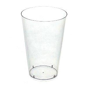 Copo em Acrilico Cristal 300 ml. Plastilania Cx C/ 500 Un.