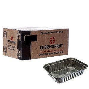 Bandeja em Alumínio 230 ml. Thermoprat Cx C/ 400 un.