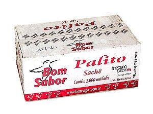 Palito de Dente Sache Bom Sabor Cx C/ 2.000 Un.
