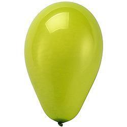 Balão Verde Limão Nº 6.5 Regina C/ 50 Un.