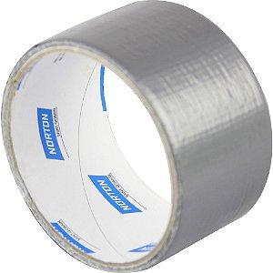 Fita Silver Tape Cinza 48X5Mts. Norton Un.