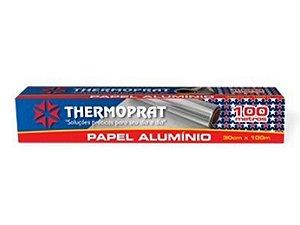 Papel Alumínio 30X100M Thermoprat Un.