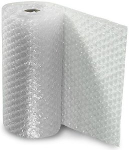 Plastico Bolha Soft Bobina 1,30X100Mts 30 micras