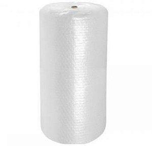 Plastico Bolha Ligth Reforçada 1,30X100 Mts 40 á 45 micras