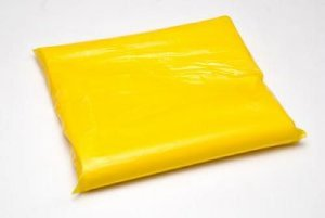 Saco Lixo Amarelo 15 Litros C/100 Un.