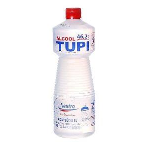 Álcool Liquido 46% Tupi C/ 1 Litro
