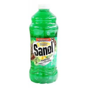 Desinfetante Original Sanol C/ 2 Litros
