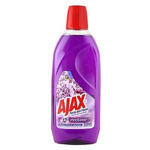 Desinfetante Flores de Lavanda Ajax C/ 500 Ml