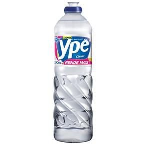 Detergente Ype Clear C/ 500 Ml