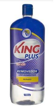 Removedor King Lavanda C/ 1 Litro