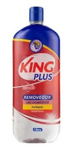 Removedor King Tradicional C/ 1 Litro
