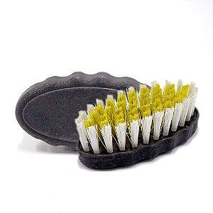 Escova de Plastico Oval Un.