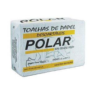 Papel Toalha Interf. Polar 100%Cel 2D 23X21 Cm C/ 1.000 Fls