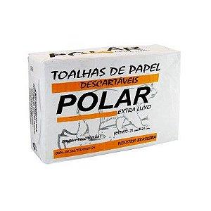 Papel Toalha Interf. Polar Luxo 2D 23X21 Cm C/ 1.000 Fls
