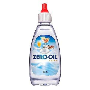 Adoçante Liquido Zero Cal 100 Ml