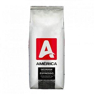 Cafe Spresso Grão America C/ 1 Kg