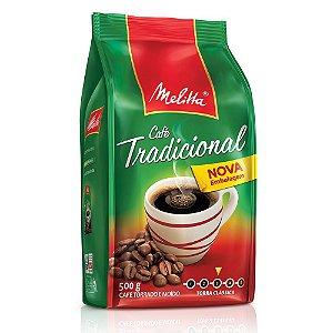 Cafe Tradicional Melitta C/ 500 Gramas