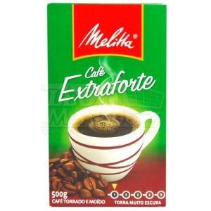 Cafe Melitta Extra Forte a Vácuo C/ 500 Gramas