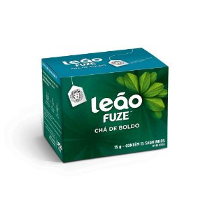 Chá Boldo Leão Cx C/ 15 Saches