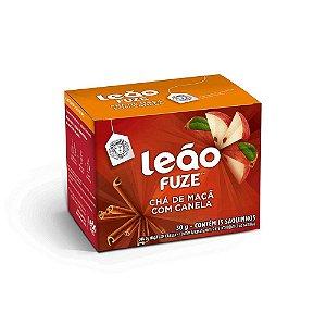 Chá Maça C/ Canela Leão Cx C/ 15 Saches