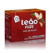 Chá Maça Leão Cx C/ 15 Saches