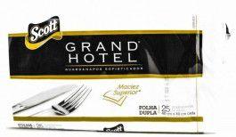Guardanapo Grand F.D Hotel 40x40 C/ 25 Un.