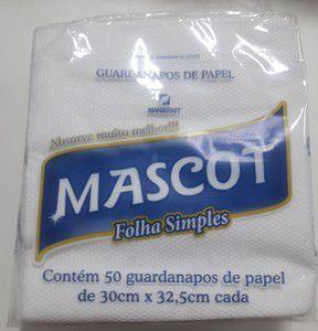 Guardanapo Mascot F.S 30x32,5 Cm C/ 50 Un.