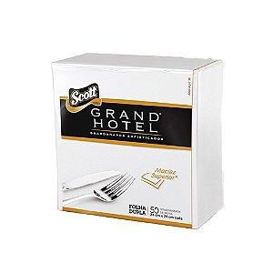 Guardanapo Grand Hotel F.D 24x24 Cm Cx  C/ 4.500 Un.