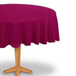 Toalha de Mesa Red. Rosa Pink Festcolor 2,13m Un.
