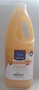 Sabonete Liq. Frutas Nevoa C/ 2 Litros