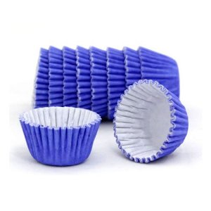 Forma Papel Nº 06 Lisa Azul Royal Mago C/ 100 Un.