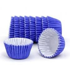 Forma Papel Nº 04 Lisa Azul Royal Mago C/ 100 Un.