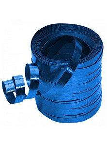 Fitilho Azul P/ Decorar C/ 50 Metros