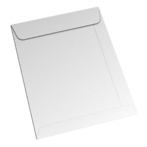 Envelope Saco Branco 260mmx360mm Un.