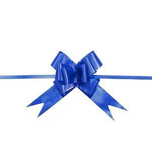 Laço Pronto Mini Azul Escuro Cromus Un.