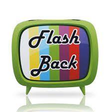 Convite Flash Back C/ 8 Un.