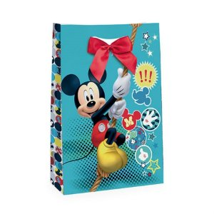 Caixa Flex Mickey Mouse 26x11x40Cm Cromus Un.