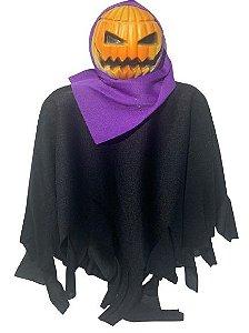 Enfeite Fantasma Abobora Suspenso Halloween Un.
