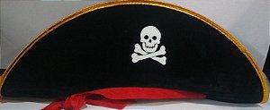 Chapéu Pirata Un.