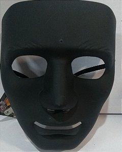 Mascara Unicolor Preta Un.