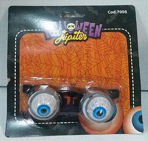 Olhos Saltados C/ Óculos Un.